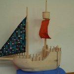 Piratenschiff für Kindergarten